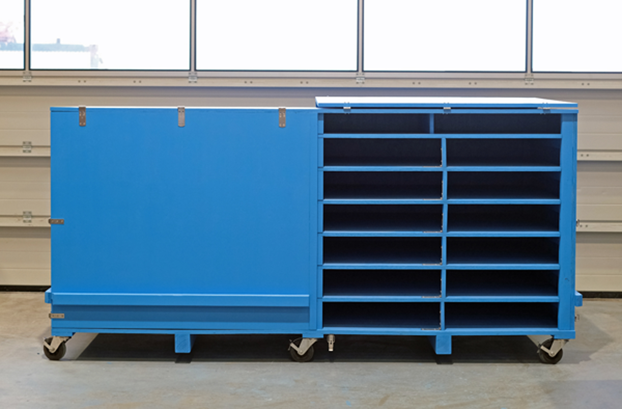 Roland Industrie-Verpackungen Bremen - Pendelkisten