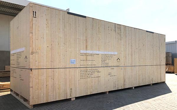 Roland Industrie-Verpackungen Bremen - Landtransporte
