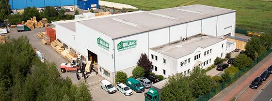 Roland Industrie Verpackungen aus Bremen - Verpacken von Ersatzteilen bis hin zur kompletten Industrieanlage.