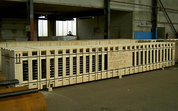 Roland Industrie-Verpackungen Bremen - Verschläge